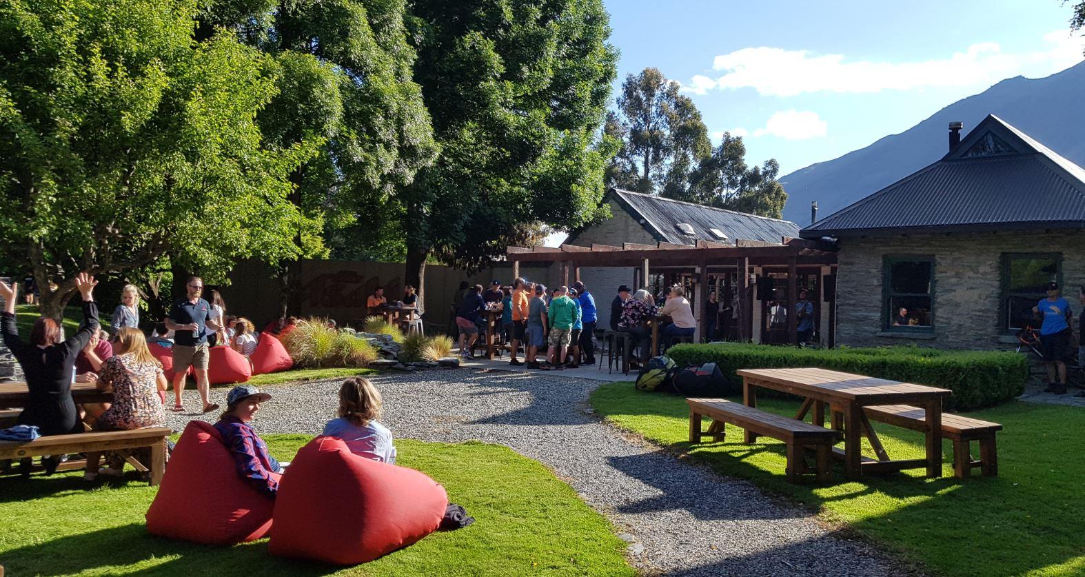 The Hop Trail Gantley's Garden